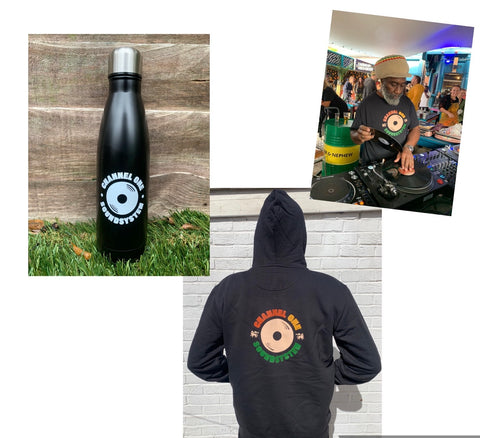 Water bottle, hoody and tshirt for £70! (save £17)
