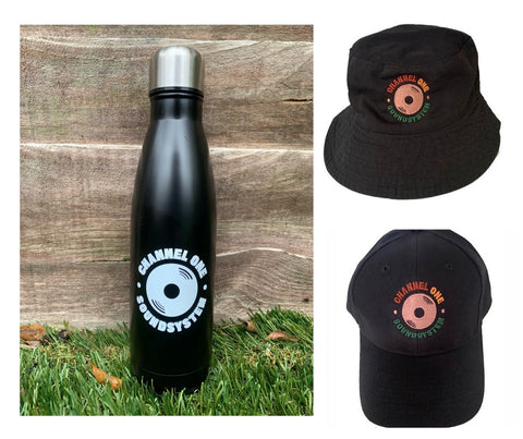 Hat and Drinks Bottle - ONLY £27 (£10 OFF!)