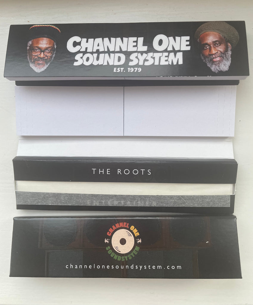 Channel One Sound System ROLLING PAPERS (5 pack)