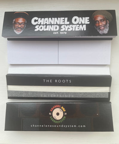 Channel One Sound System ROLLING PAPERS (3 pack)