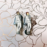 (FACELESS) 'LY Concert' Enamel Pin Series