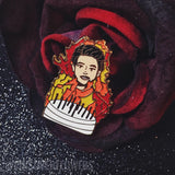'Married to the Music' LE Halloween Pins