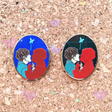 """Singularity: SY Edition"" Enamel Pins"