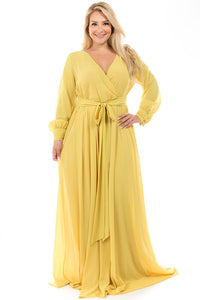 Nidia Curvy Dress