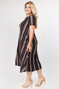 Curvy Vaneh Dress