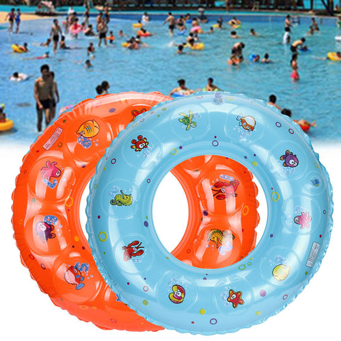 MUQGEW Inflatable Circle Pool Floats XXS/XS/S/ M/ L-BigVacations