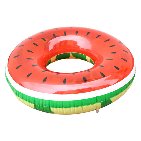 Giant Inflatable Watermelon Pool Float for Kids and Adults-BigVacations