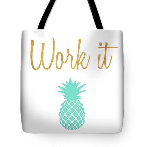 Office Pop II Tote Bag-BigVacations