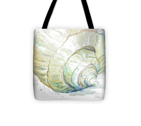 Water Conch Tote Bag-BigVacations