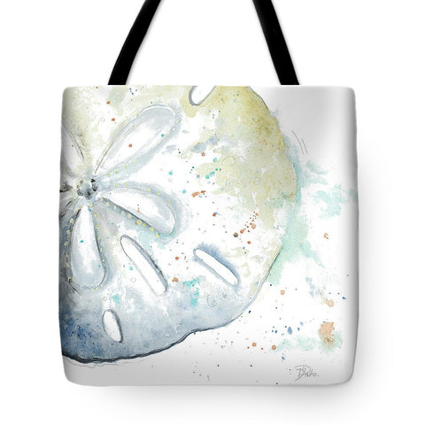 Water Sand Dollar Tote Bag-BigVacations