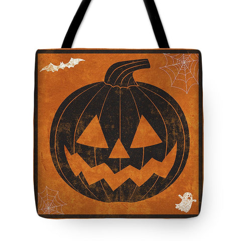 Hallows Eve I Tote Bag-BigVacations