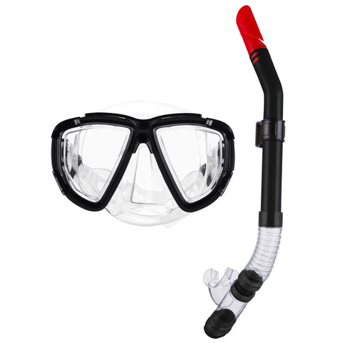 Anyprize Dry Snorkel Scuba Diving Mask-BigVacations