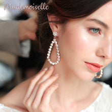 Evangelina Bridal Earrings