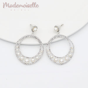 Ellison Bridal Earrings