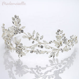 Arched Vines Tiara