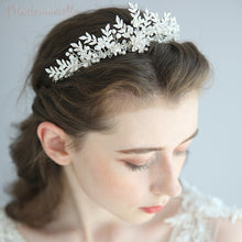 Winter Forest Tiara