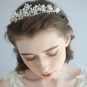 Winter Garden Tiara