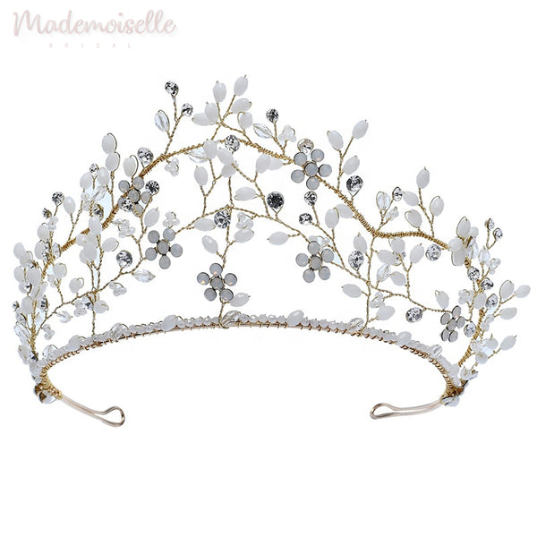 Entwining Winter Tiara