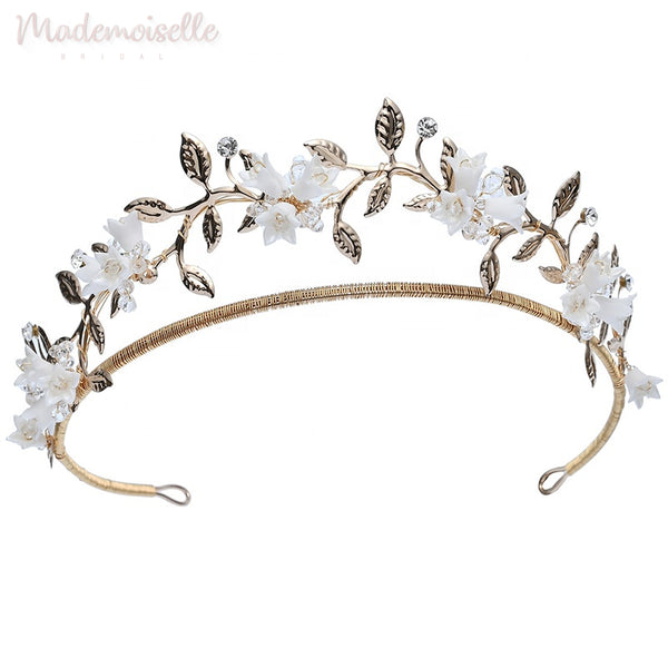 Sugar Flower Dreams Tiara