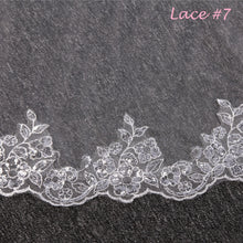 Wedding Veil and Bridal Hair Accessories - Mademoiselle Bridal