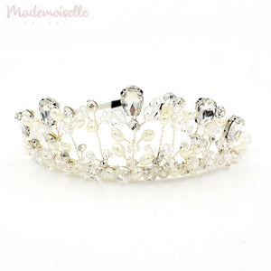 Crystal Forest Branches Tiara