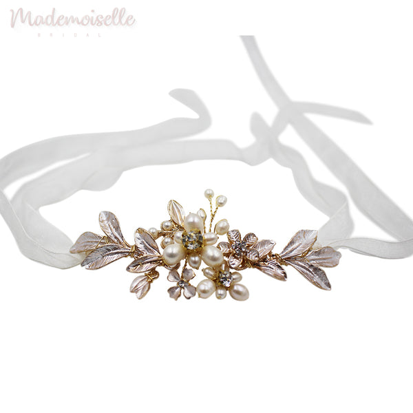 Freshwater Pearls Wrist Corsage