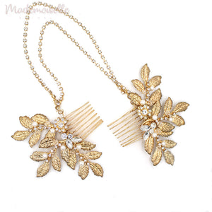Crystal Chains Double Comb