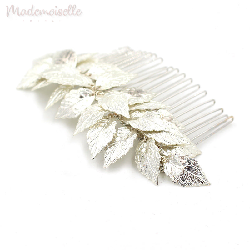Autumn Leaves Comb
