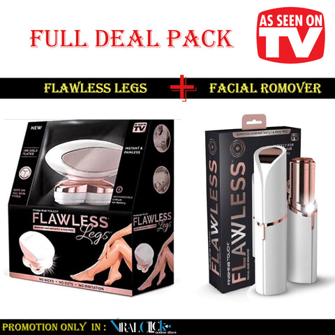 FLAWLESS FACE EPILATOR