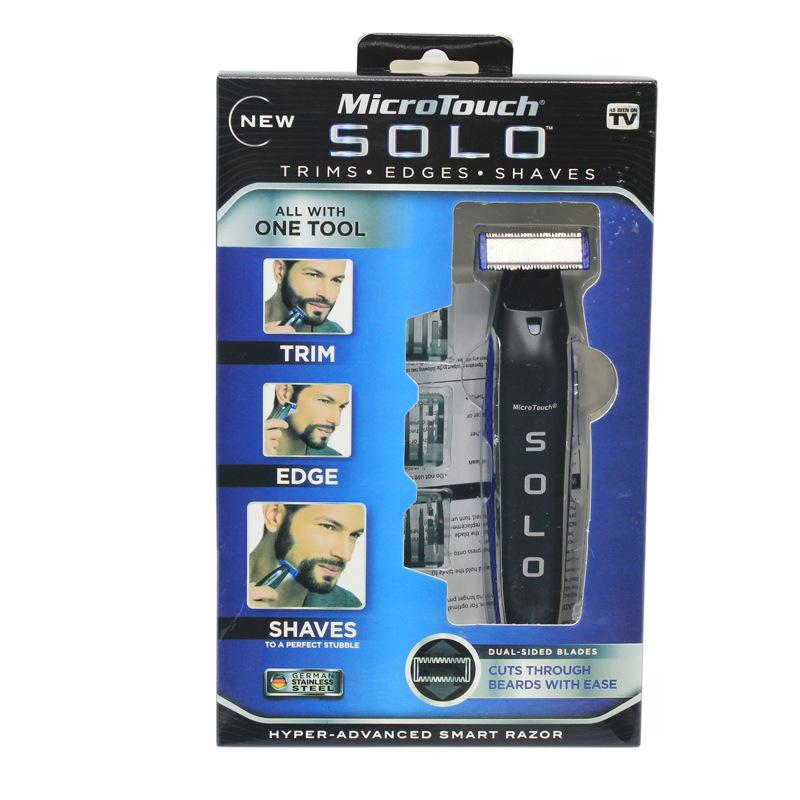 Advanced MicroTouch Solo Razor