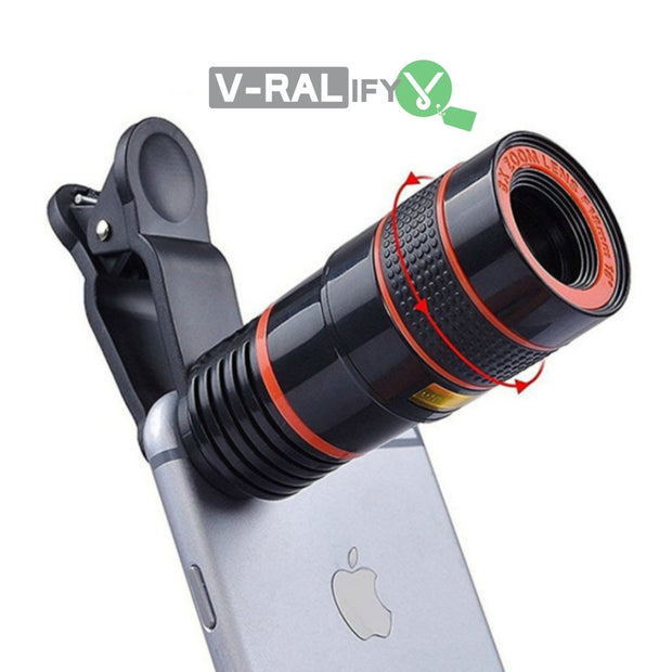HD12X Zoom - (FREE Shipping Worldwide)