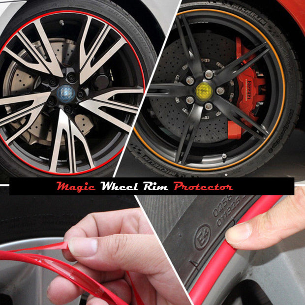 Magic Wheel Rim Protector