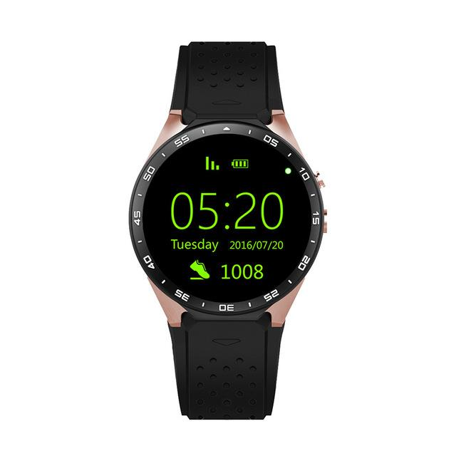BEST RATED MTK™ 2018 SMARTFIT GPS SMARTWATCH FOR ANDROID AND IPHONE