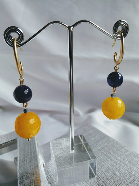 Colorful Drop Earrings