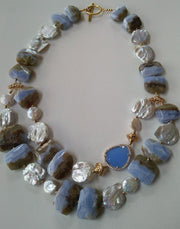 Machy Freshwater Pearls Necklace