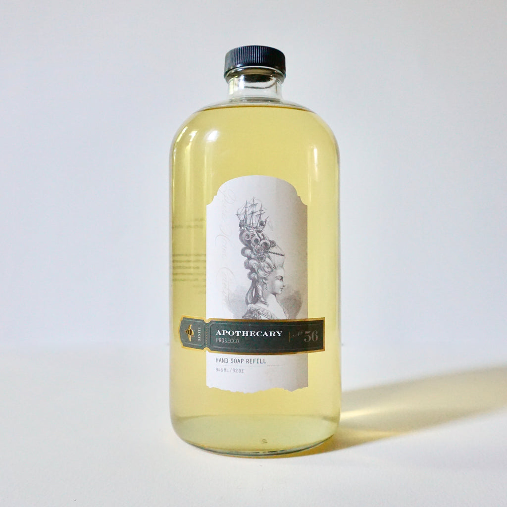 Liquid Soap Refill-Prosecco No.56