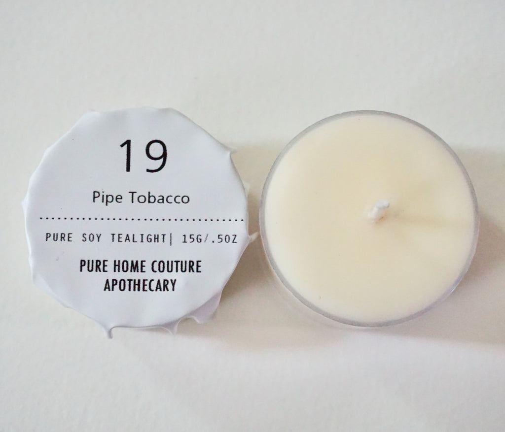 Tealight - Pipe Tobacco No.19