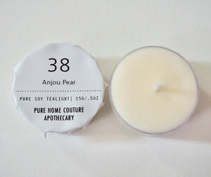Tealight - Anjou Pear No.38