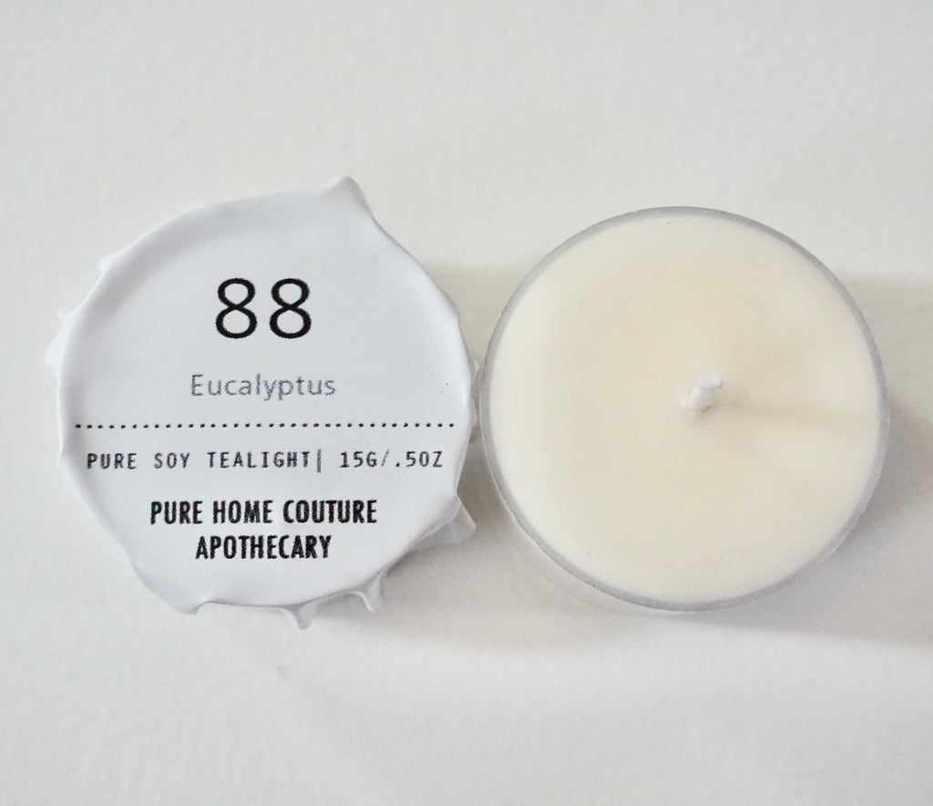 Tealight - Eucalyptus No.88