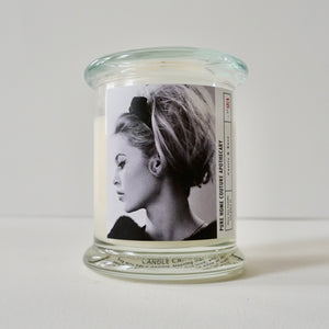 Couture Candle-Brigitte-Cassis + Rose No.23