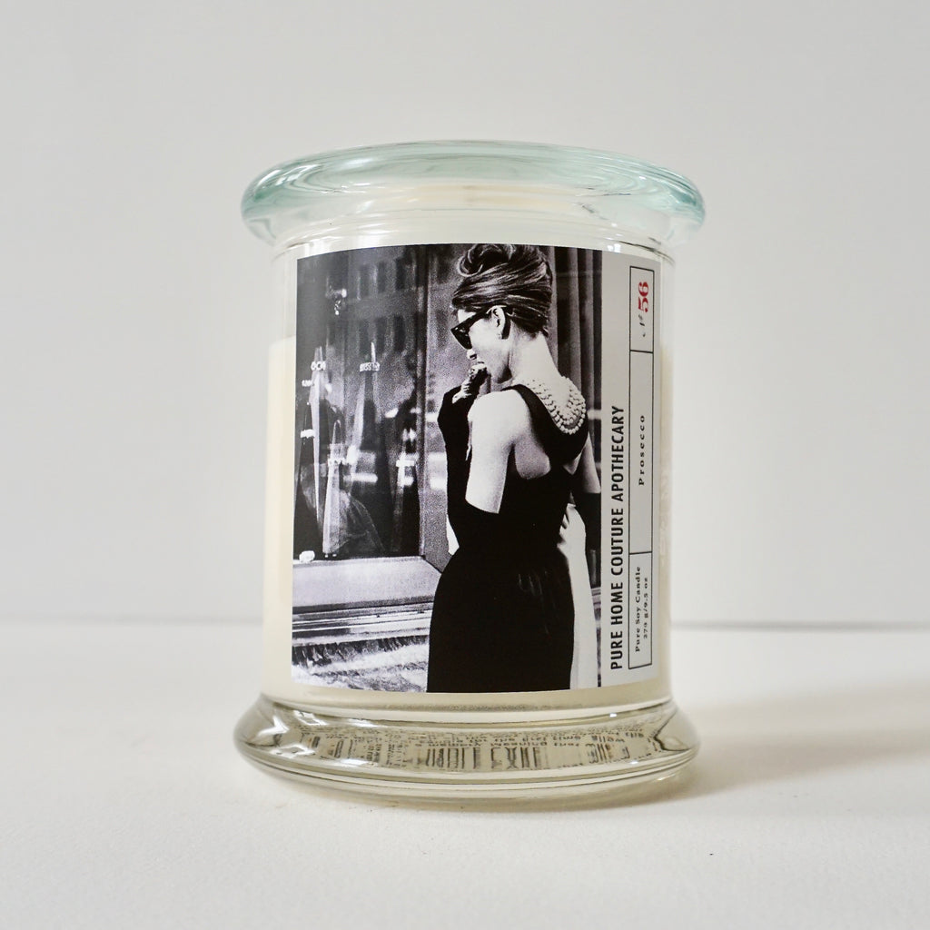 Couture Candle-Audrey-Prosecco No.56