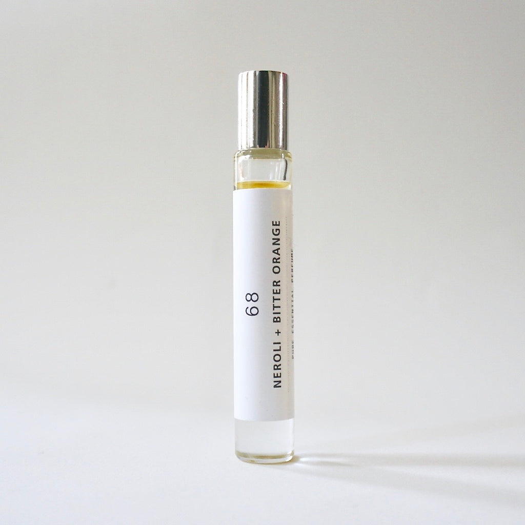 Roll-on Perfume - Neroli + Bitter Orange 68