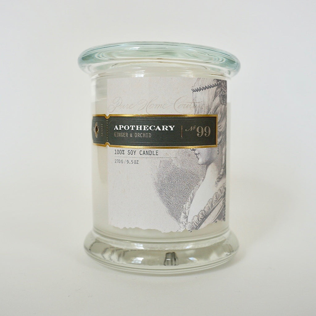 Everyday Candle - Ginger & Orchid No.99