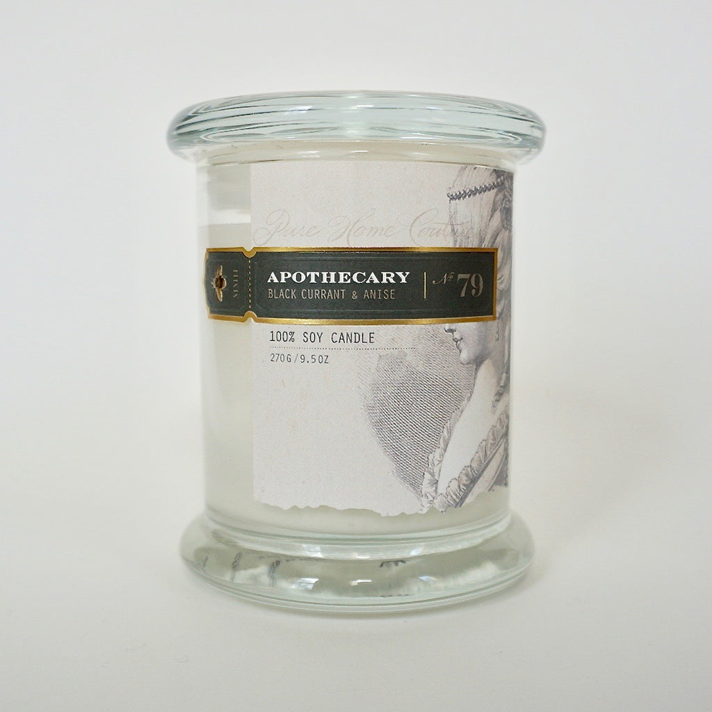 Everyday Candle - Black Currant & Anise No.79