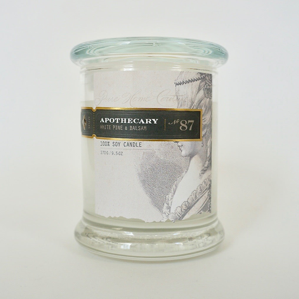 Everyday Candle - White Pine & Balsam No. 87