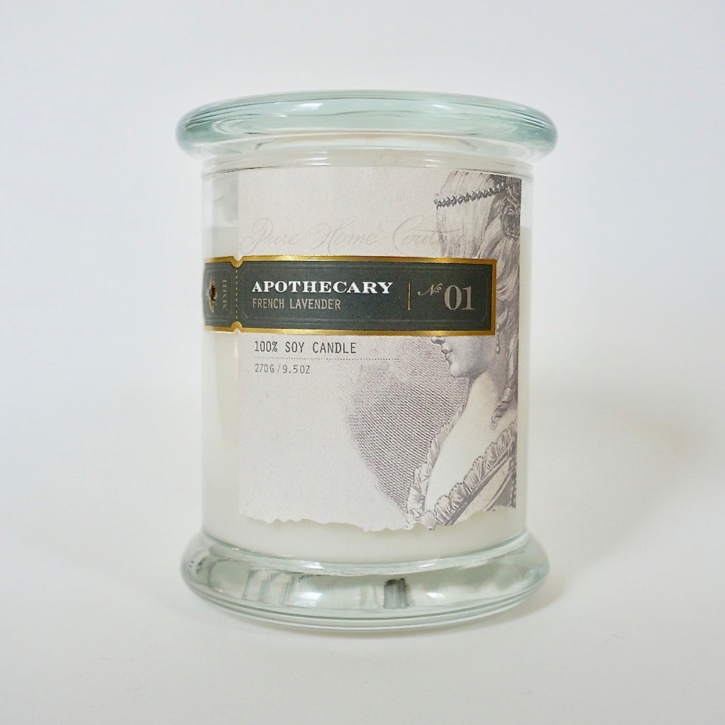 Everyday Candle - French Lavender No.01