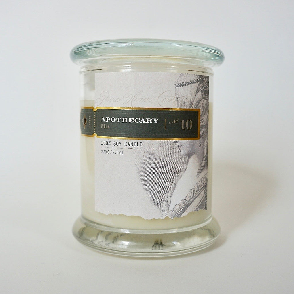 Everyday Candle - Milk No.10