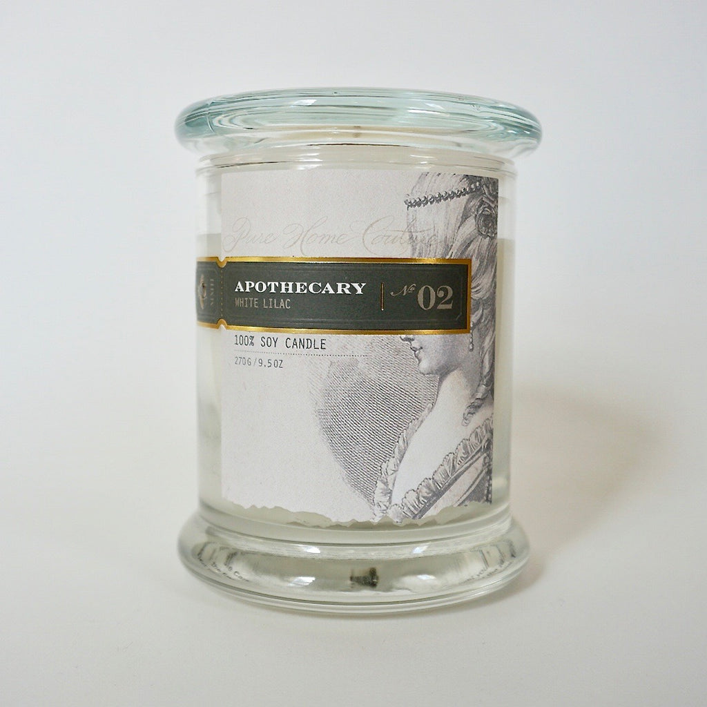 Everyday Candle - White Lilac No.02