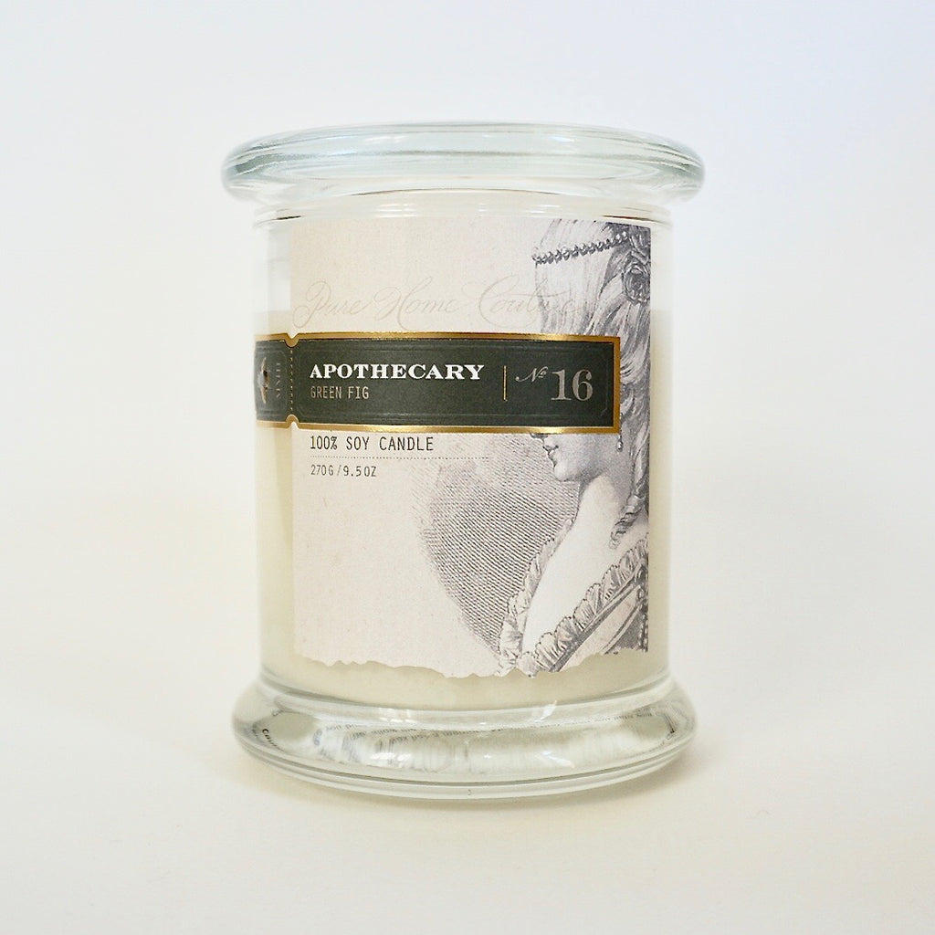 Everyday Candle - Green Fig No.16