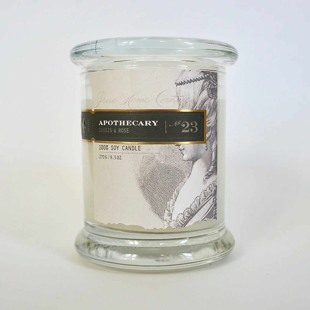 Everyday Candle - Cassis & Rose No.23